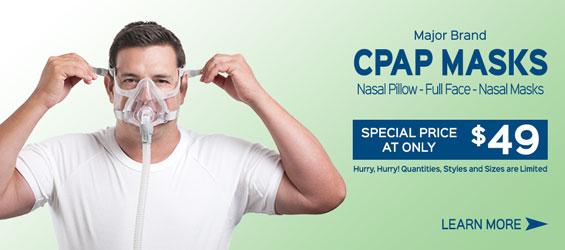 Discount CPAP Masks-Mesa-Phoenix, AZ