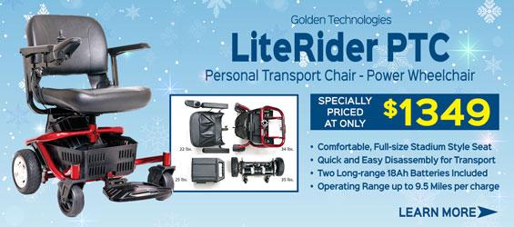 LiteRider Personal Transport Chair