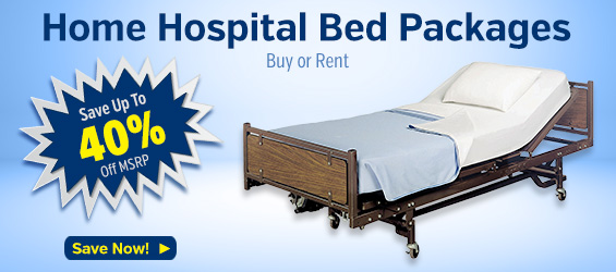 Discount Hospital Bed Packages Mesa-Phoenix, AZ