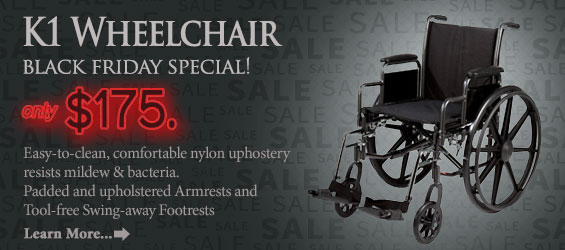 K1 Wheelchair Special
